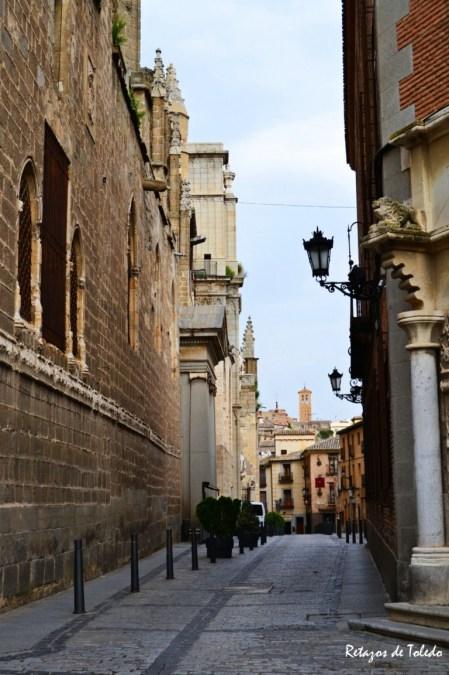 Calle Cardenal Cisneros