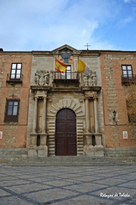 Portada del Palacio Arzobispal