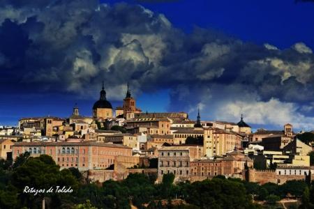 Vista de Toledo (Cara Norte)