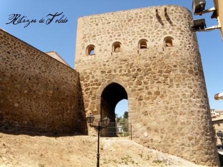 Muralla de Toledo (Torre de Antequera)