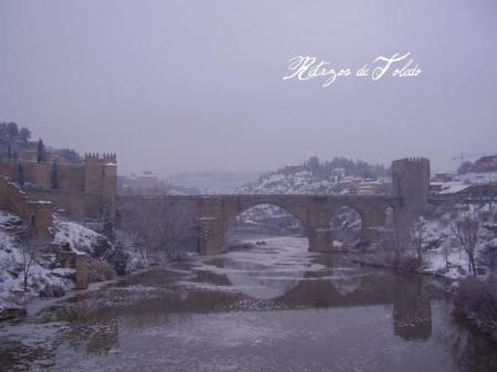 Puente San Martín (nieve)